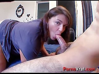 I love to suck and get fucked immediately! French amateur