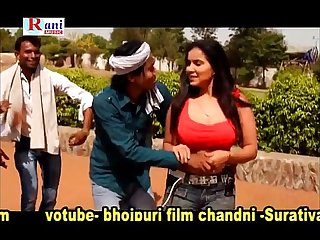 Biggest indian boobs milf ever from bhojpuri film chandni suratiya