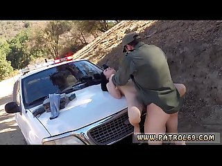 German lesbian cop and red head cop russian amateur takes it like a