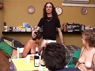 Real italian family gang bang all together real Amateur