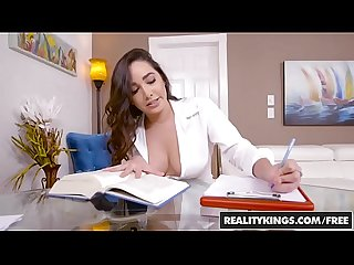 Realitykings big naturals topless tutor starring brannon rhodes and karlee grey