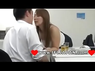 Japanese Woman Seduced By Co-Worker At Office - More Japanese XXX Full HD Porn at..