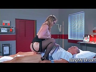 Appointment at doctor end with a bang for horny slut patient sunny lane mov 30