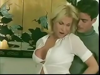 Sexy blonde tranny getting pleasure ashemaletube com via torchbrowser com