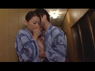 Nice Asian Japanese Mom And Her Son First Sex
