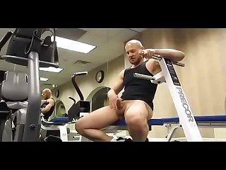 Se saca la leche en el gym