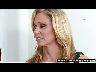 Brazzers moms in control Julia ann danny mountain sharing a massage