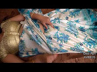 Indian pari Bhabhi nude show with clear hindi audio