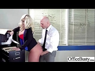 (julie cash) Big Juggs Office Girl Enjoy Hard Sex Scene vid-20