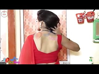 Hot shruti Bhabhi romancing bra seller