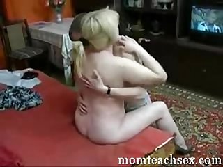 Mature Mom seduces not her son momteachsex com