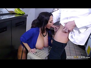 Brazzers ava addams big tits at work