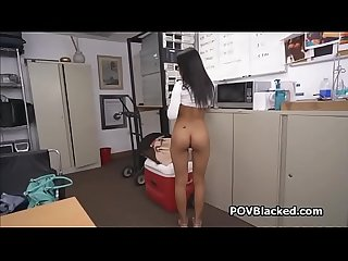 Nikki on A Big Black Cock casting