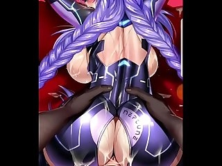 Purple heart gets dominated excl excl