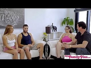 My Family Pies - Step Siblings Agree To Get Each Other Off! S1:E6