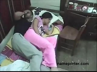 Busty saali fucked by jija in lonely apartment