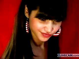 Beautiful girl on cam