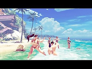 Chun-Li vs Juri Han Best Nude Street Fighter V