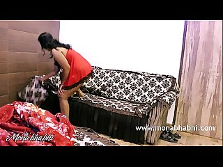 Mona Bhabhi Doggystyle Hardcore Indian Sex Video