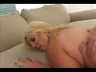 Hairy mature blond bbw anal fucked part2 on sugarcamgirls com