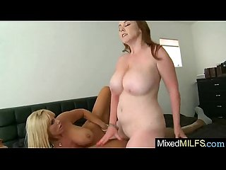 Slut Hot Milf (desiree karen) Suck And Fuck Big Black Monster Cock mov-20