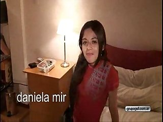 Daniela mir teen from argentina gangbanged