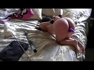 Teen slave spanking slapping and fucking