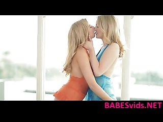 Molly Bennett and Katie Kay - Pink Glass