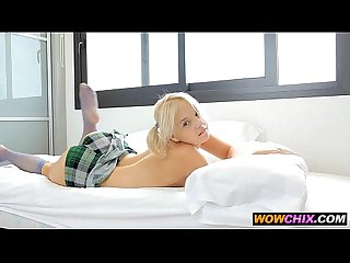 Super petite tight blonde 1 002
