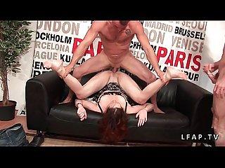 Double penetration videos