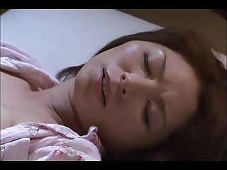 Japanese Mature Mom masturbating