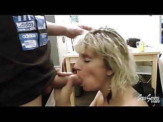 Shanael la tata d'Armelle veut elle aussi faire du porno