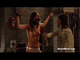 The Education of Erica: Bondage And Whipping Torture For Slave