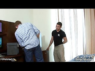 Married guy damon audigier gets fucked by a gay