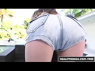 Realitykings first time auditions kirsten lee ass in action