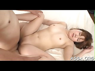 Asian rimming and twat toying