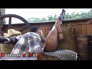 Sexo com uma caipira Gostosa