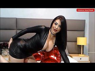 Modelo bailando para que te masturbes webcam model kendraparker