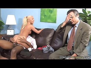 Jaelyn fox interracial sex watching my daughter goes black