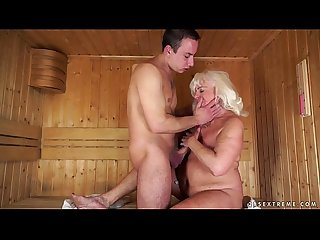 999analcam com granny fucked in sauna