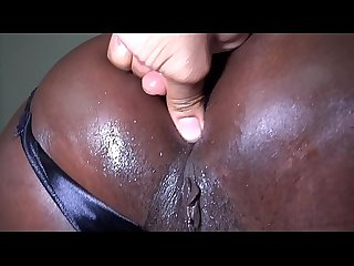 Sexual Chocolate Comes To The Playhouse For Ass Training half clip