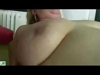 Old granny paid younger man to fuck her real amateur