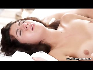 Teeny Lovers - Exotic morning lovemaking Katty West