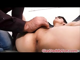Caught Jacking by Daddy and Milked