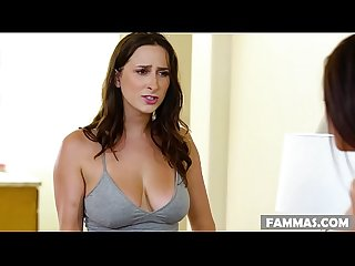 Nasty lesbian sex on a massage table - Ashley Adams and Vienna Black