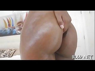 Stud bangs black slit with joy