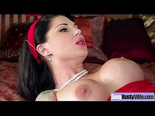 (darling danika) Big Melon Juggs Sexy Milf Like Hard Style Sex On Cam movie-11