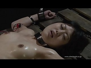 Electro torture Asian Girl Japanese - 6