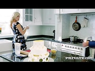 Brittany bardot milf fucked in the kitchen