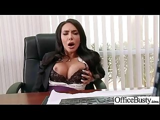 Superb Woker Girl (lela star) With Big Tits Get Hard Sex In Office clip-17